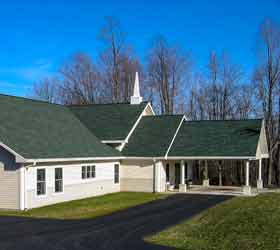 New Church Construction By General Contractor